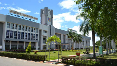 Bharathiar University Coimbatore Jobs Recruitment